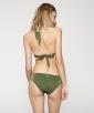 Gloss Neck Bikini Top