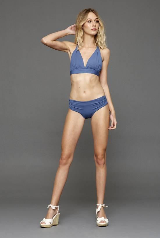 Compac Drape Deep Scoop Bikini