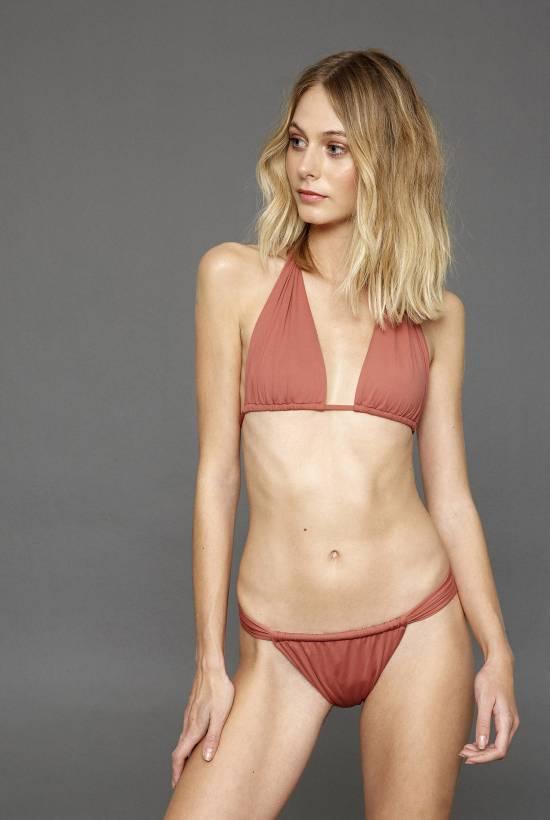Compac Drape Triangle Bikini