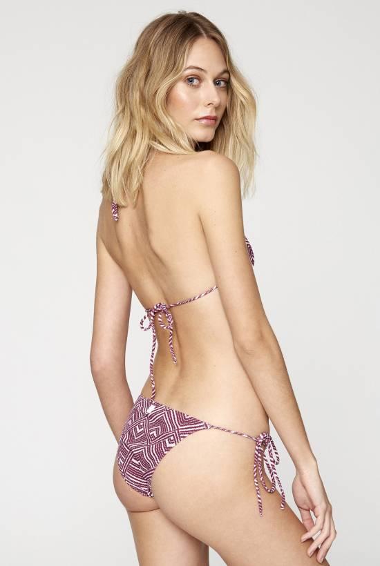 Retro Triangle Bikini