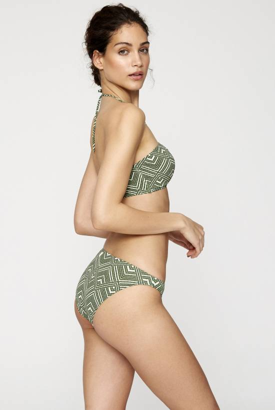 Bikini Bandeaua Retro
