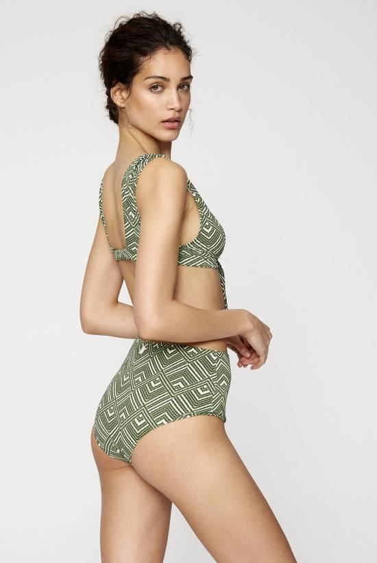 Bikini Halter Retro