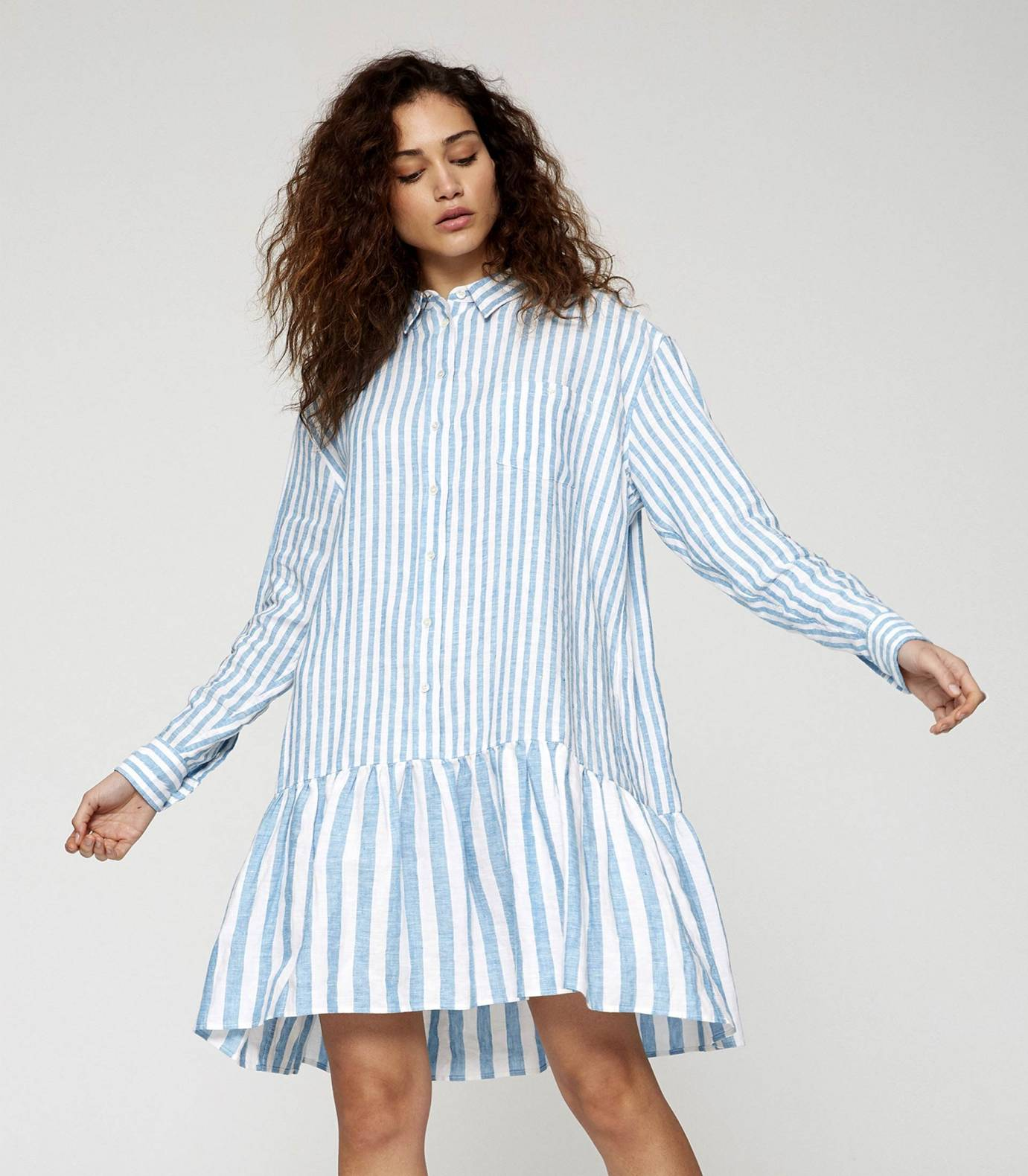 Capri Striped Dress