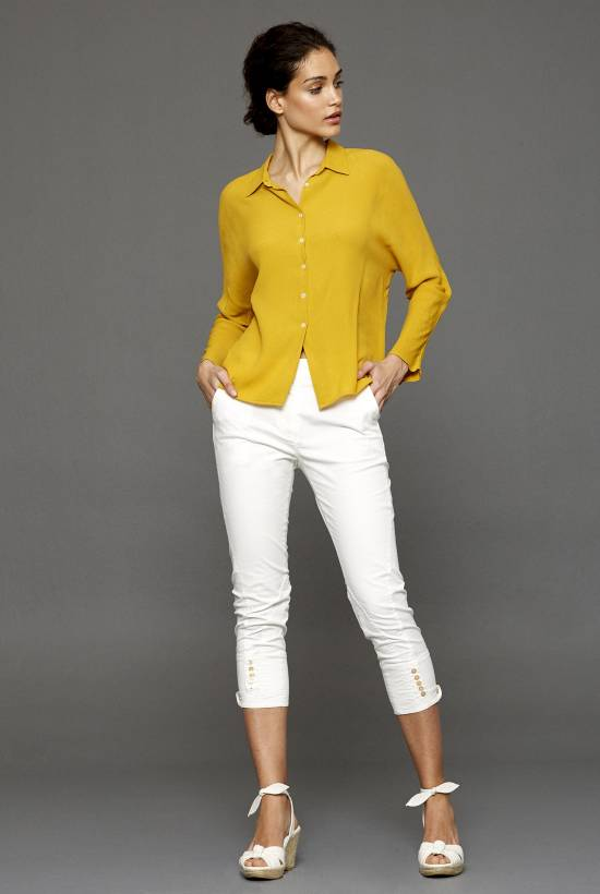 Crepe Viscose Shirt