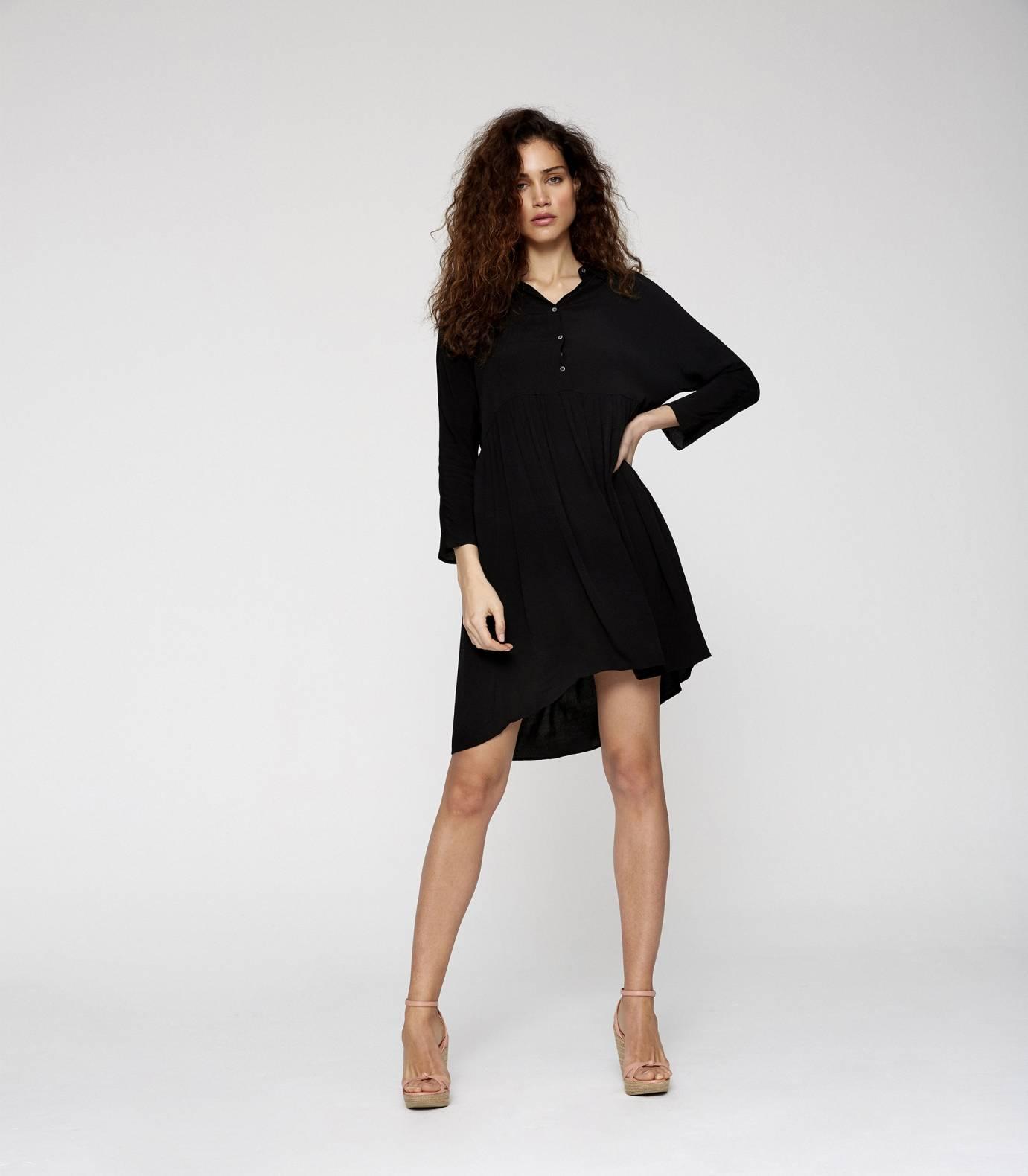 Crepe Viscose Dress