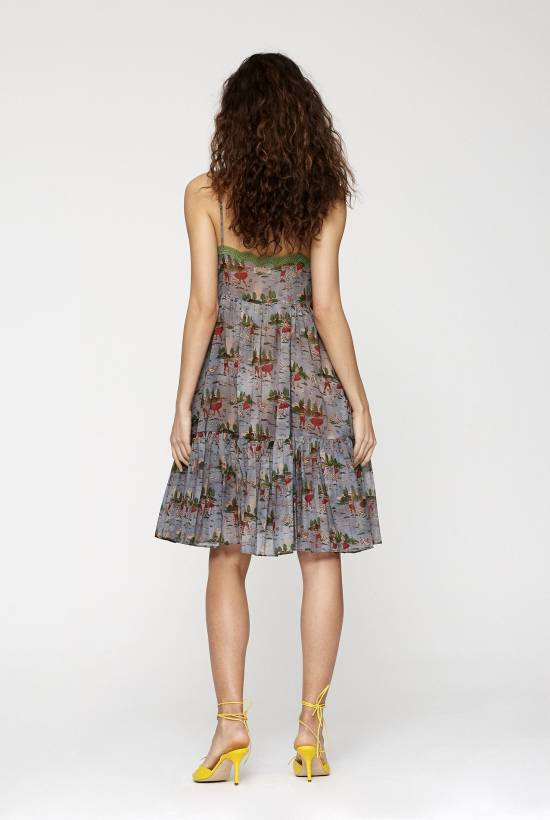 Child Strapped Dress