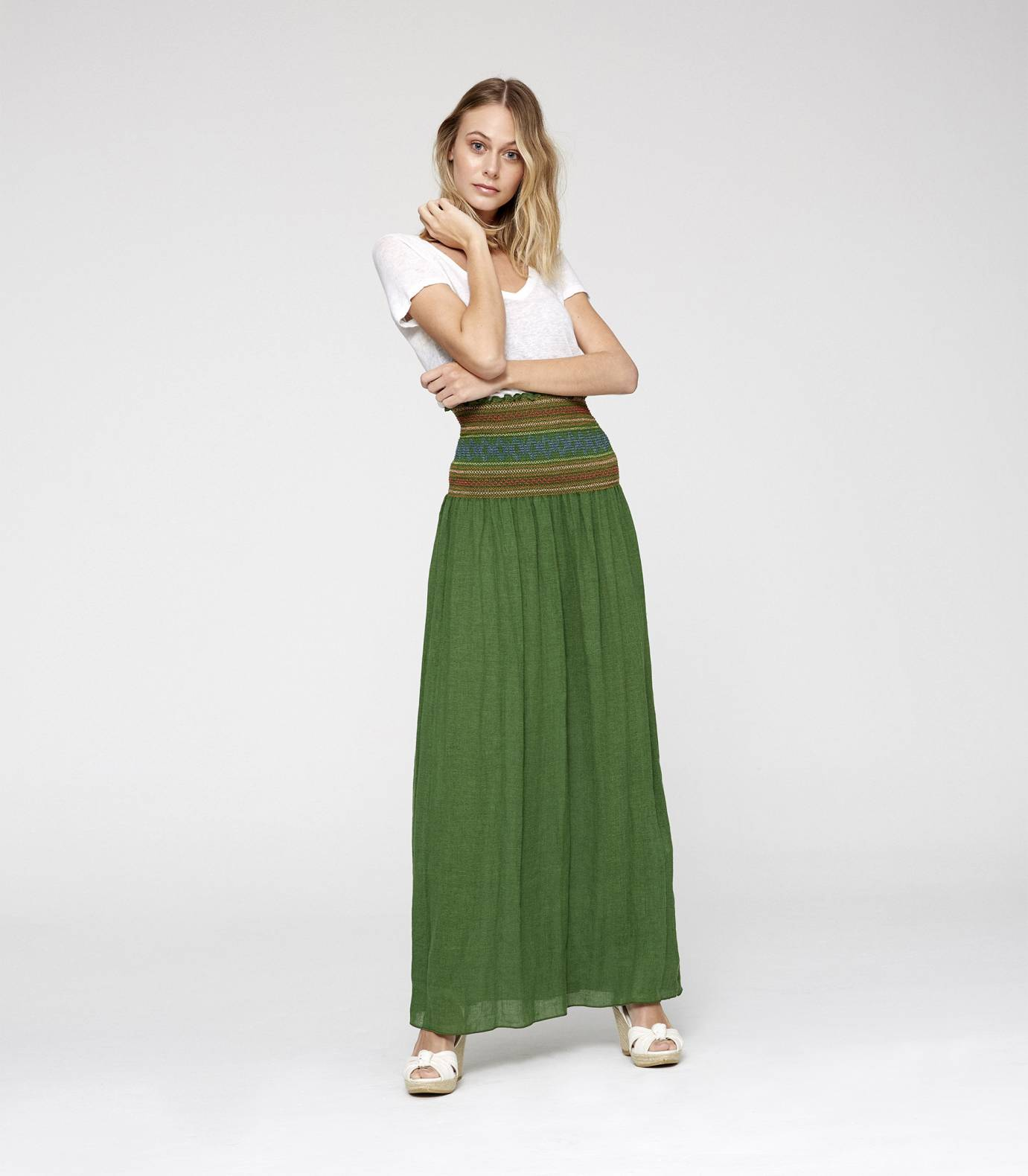 Polinesia Long Skirt