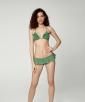 Cotton Lycra Bikini