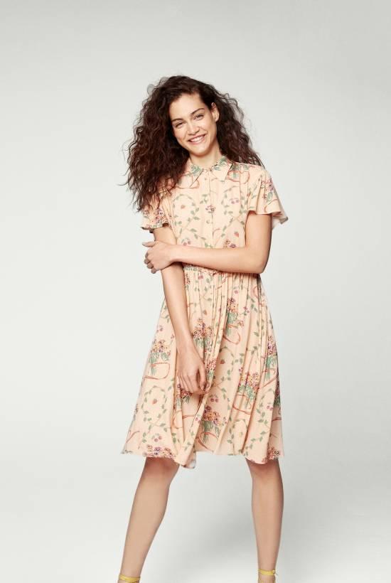 Ramo Short Sleeved Dress