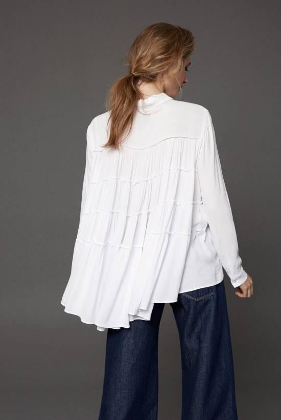 Camisa Special Crepe Marroquine